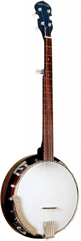 Gold Tone CC 50RP 5 String Banjo with bag